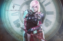 FINAL FANTASY XIII Lightning Returns -Cosplay-