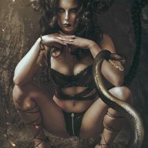 Archangels: LILITH (sumerisch: weiblicher Dämon, Mischwesen)