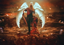 Archangels MICHAEL - The Conquerer of the Fallen Angels