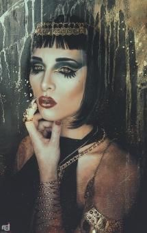Cleopatra Portrait