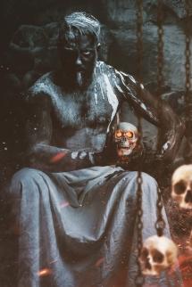 VOODOO Skull Ritual