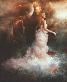 Energy of the Cosmos - Fine Art